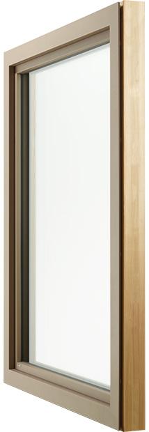 LINEAflat HolzAlu Fenster